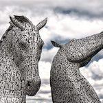 kelpies, falkirk, horse-1634176.jpg